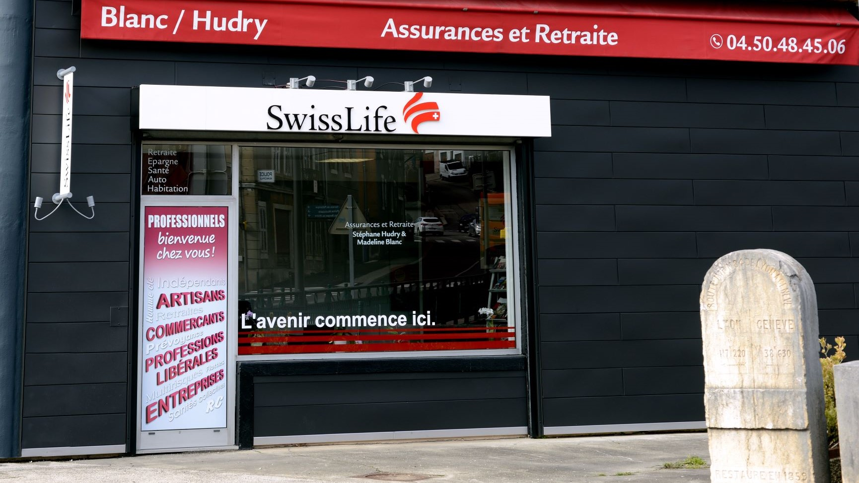 Agence Blanc Hudry