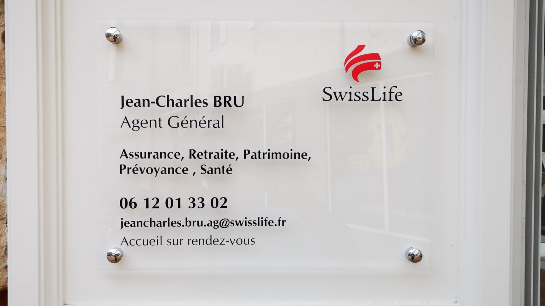 Agence Jean Charles Bru